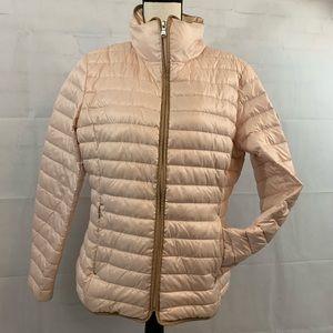 Lauren Ralph Lauren pink puffy jacket size large